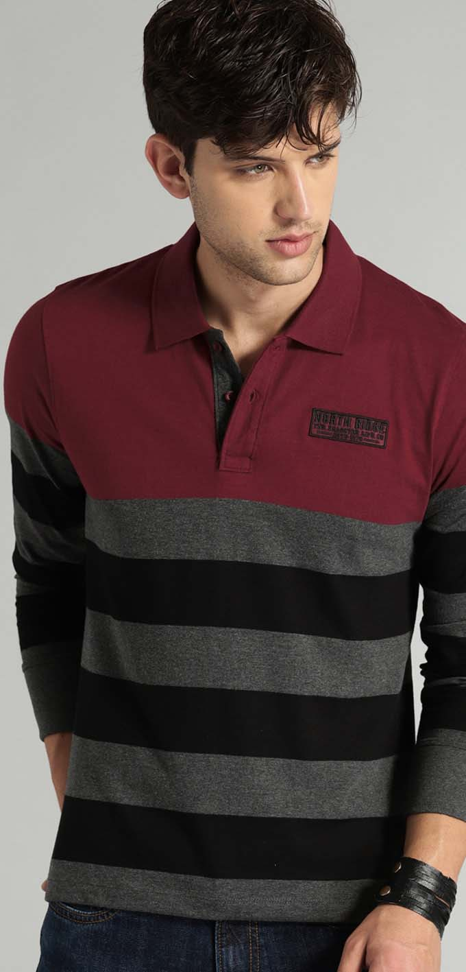 BULK MENS FULL SLEEVE T-SHIRT IN TIRUPUR