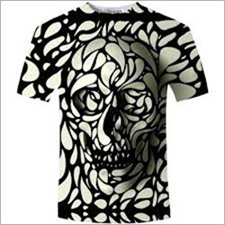 Mens Printed T-Shirt Exporter In Tirupur, India