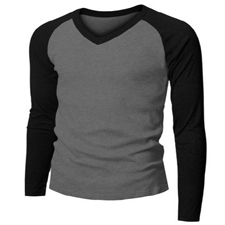 MENS V NECK T-SHIRT MANUFACTURER IN TIRUPUR, INDIA