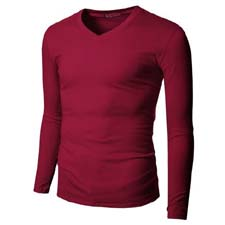 Mens Full Sleeve T-Shirt Exporter In Tirupur, India