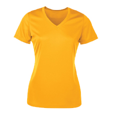 Women V Neck T-Shirt Exporter In Tirupur