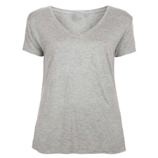 WOMEN V NECK T-SHIRT SUPPLIER & EXPORTER IN TIRUPUR AS WHOLESALE