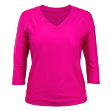 Women V Neck T-Shirt Supplier In Tirupur