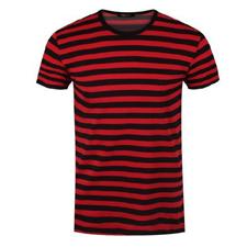 Men Striped T-Shirt Supplier In Tirupur