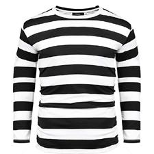 Men Striped T-Shirt Manufacturer In Tirupur