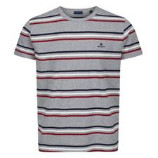 Men Striped T-Shirt Exporter In Tirupur